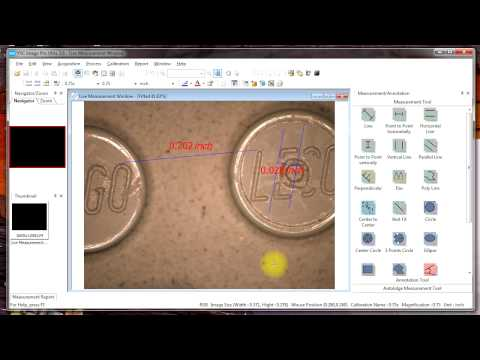 Live Measurement for YSC Image Pro Ultra Software