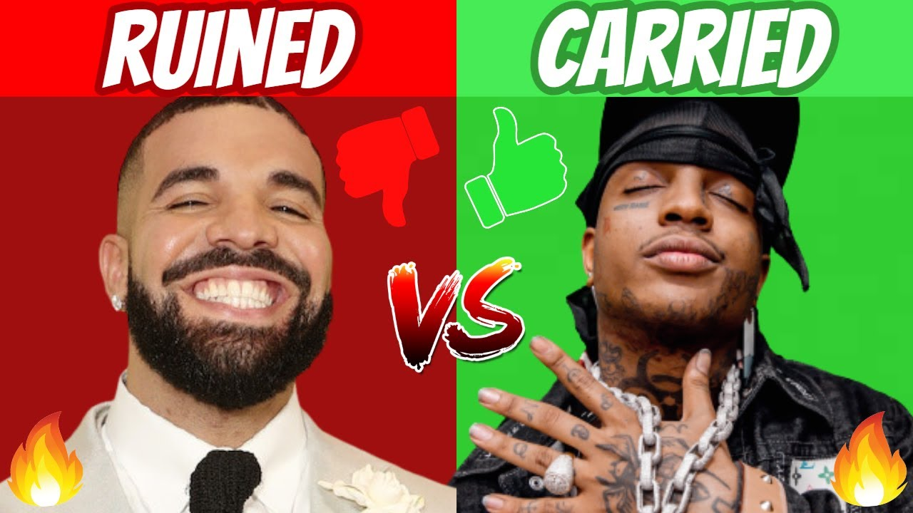 Download Rap Songs RUINED By The Feature vs CARRIED By The Feature! (UPDATED)