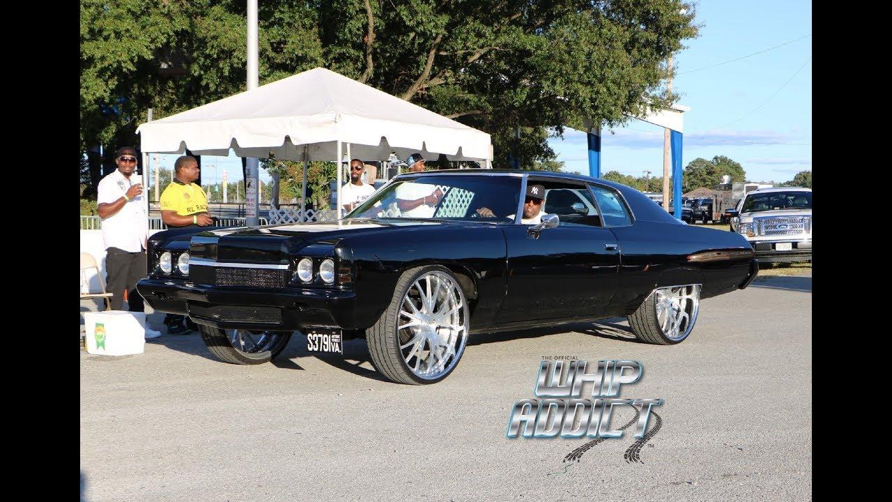 Whipaddict Stunt Classic 3 Car Show Richmond Va Custom Cars