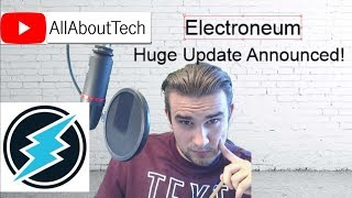 Electroneum Massive Update Fork Date Announced