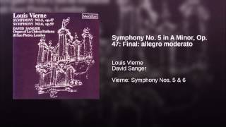 Symphony No. 5 in A Minor, Op. 47: Final: allegro moderato