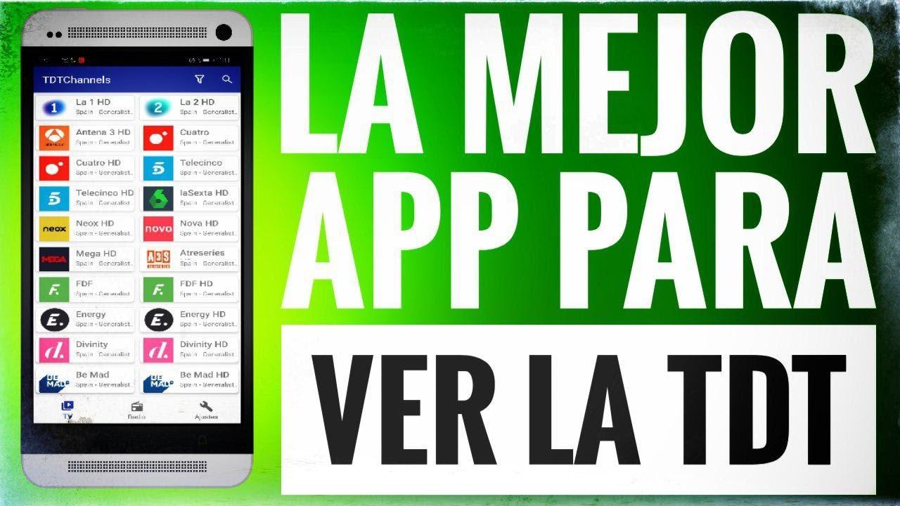 Apps Para Ver La Tv Gratis Incluso Los Canales De Pago Por Visión Androidsis