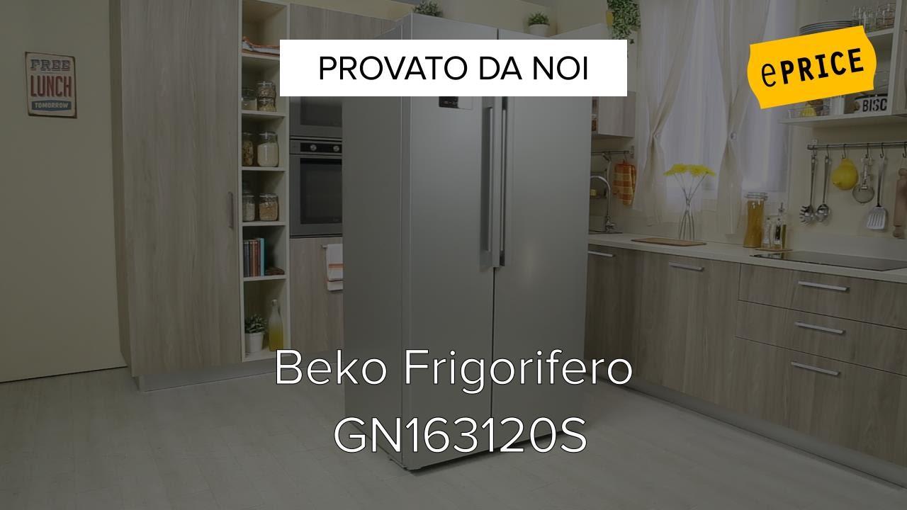 Video recensione frigorifero beko gn163120s youtube for Frigorifero beko opinioni