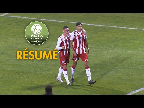AC Ajaccio - Grenoble Foot 38 ( 3-1 ) - Résumé - (ACA - GF38) / 2019-20