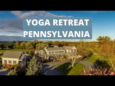 Pennsylvania Yoga Retreat   Yoga with Perumal