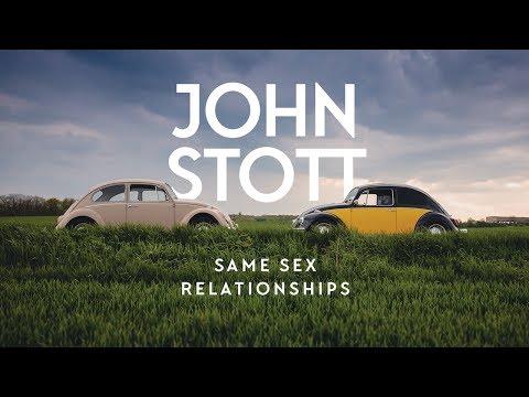 Same Sex Relationships, John Stott
