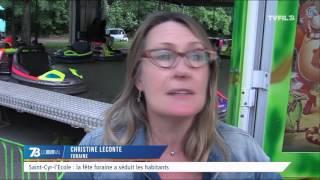 Saint-Cyr-l'Ecole : la fête foraine a séduit les habitants