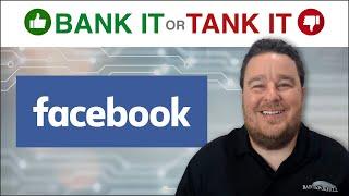 Bank It Or Tank It: Facebook Stock