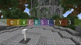 Plenty of Puzzles to Go Through in Minecraft: Diversity 3 - with Swedenboy Gaming! - #1