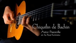 """Yoo Sik Ro (노유식) plays """"Chiquilin de Bachin"""" by Astor Piazzolla"""