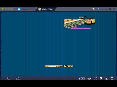 Bluestacks 3 Black Screen and Graphics Bugs Problem in Clash of Clans(COC) How to Fix 100% Working