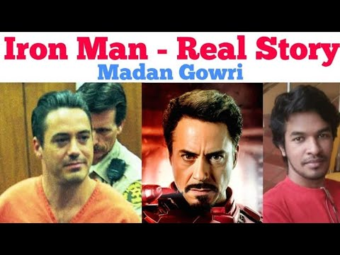 Iron Man Story | Tamil | Robert Downey Jr | Madan Gowri | MG