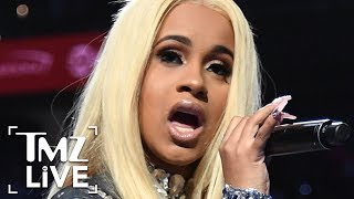 Cardi B: Nude Video Leak I TMZ LIVE