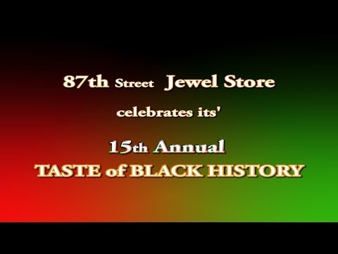 Jewel  Celebrates Black History Month with a
