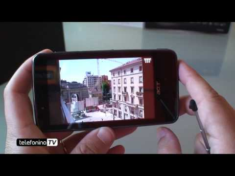 Acer F900 videoreview da Telefonino.net