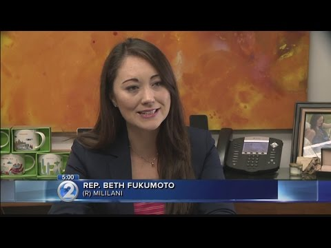 Fukumoto replaced as House minority leader, wants to leave Republican Party