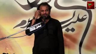 Zakir Ali Raza Khokhar 25 Rajab 2016 Jaloos e Taboot Imam Mosa Kazim (a.s) Chour Harpal