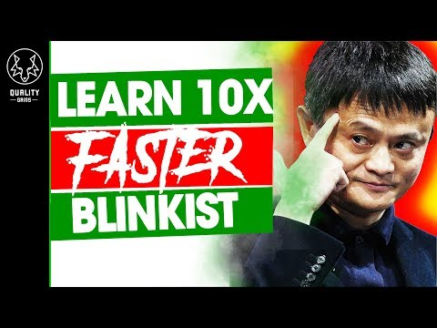 How To Learn 10x Faster In 2019 - Blinkist Review