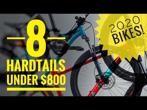 8 Hardtails Under $800 2020 Mountain Bikes