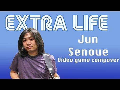 Extra Life # 2 Jun Senoue (Crush 40, Sega)