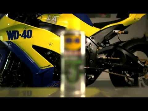 WD-40 Specialist Motorbike Chain Cleaner 400ml