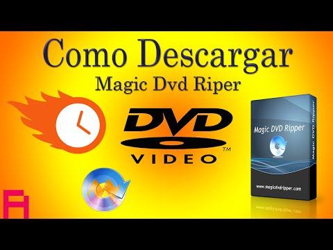 Como Descargar e Instalar Magic DVD Ripper 9.0 (En Español) | 2016 - 2017