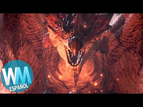 ¡Top 10 Monstruos de MONSTER HUNTER! thumbnail