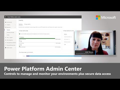 power-platform-admin-center-|-unified-it-management-experience