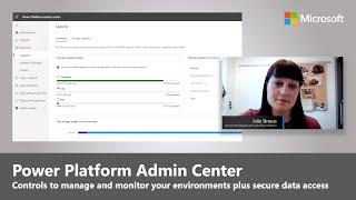 Power Platform Admin Center   Unified IT Management Experience