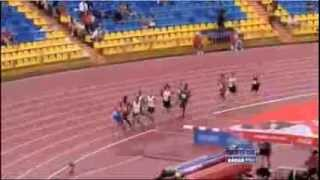 Final 1500 metros Men