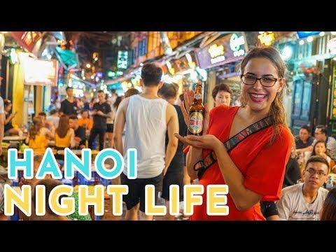 Hanoi Nightlife - What To Do In Hanoi's Old Quarter
