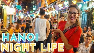 Hanoi Night Life - What To Do and See