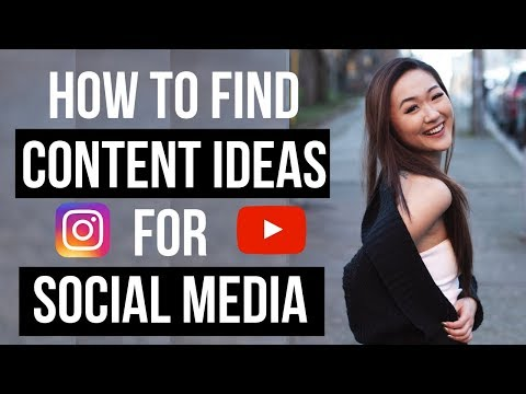 How to Find CONTENT IDEAS for Social Media (2020 TOOLS AND HACKS!)