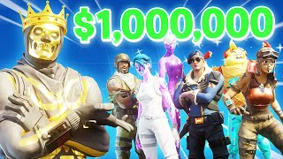 McCreamy's $1,000,000 Fortnite Account!