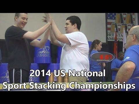 WSSA 2014 US National Sport Stacking Championships / Kansas City Open - March 29-30, 2014