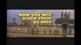 The Green Berets Starring John Wayne -1968-