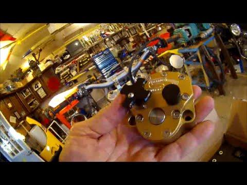 Scott's Steering Stabilizer Installation on 2014 KTM 500 XC-W