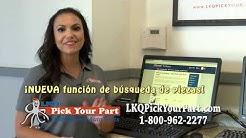 LKQ Pick Your Part Houston - Spanish