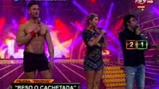 COMBATE: ¿Fabio Agostini tuvo una pelea con el novio de Xoa...