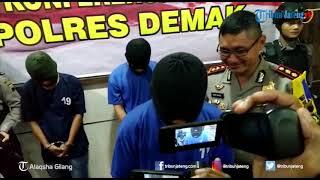Download Video Dua ABG di Demak Rudapaksa Anak di Bawah Umur MP3 3GP MP4
