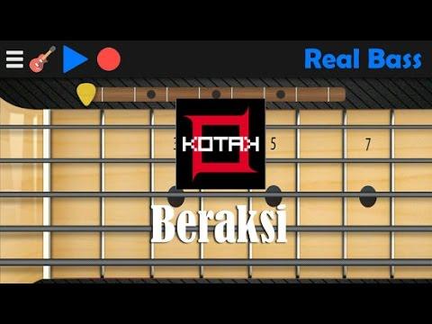 Kotak - Beraksi Real Bass Cover Android