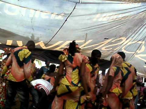 Togo - Traditioneel Dance Kotokoli Tem - Sokode 2