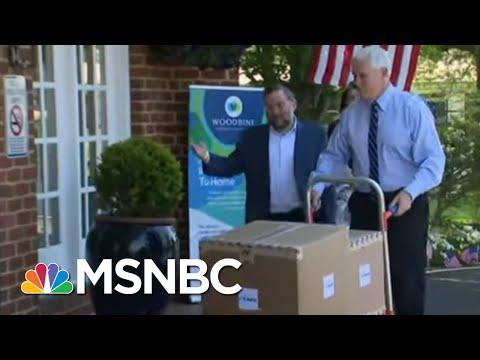 Despite Dire Death Toll, Trump Admin Still Failing Nursing Homes | Rachel Maddow | MSNBC