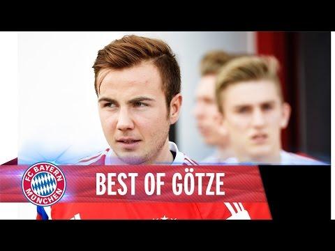 Amazing Skills & Goals by Mario Götze