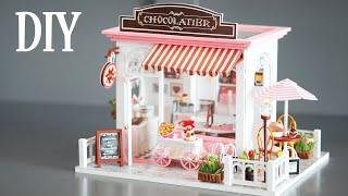 DIY Miniature Dollhouse Kit || Cocoa's Fantastic Ideas - Miniature Land