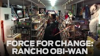 Repeat youtube video Star Wars: Force for Change - Rancho Obi-Wan