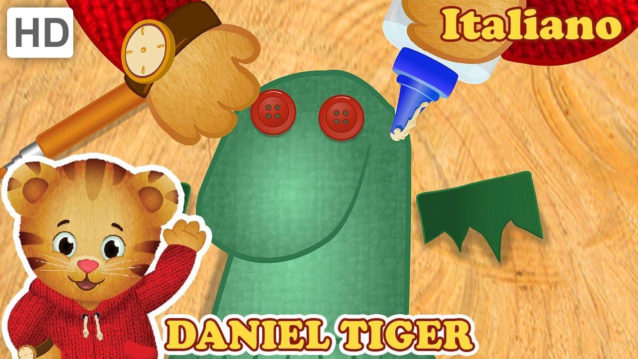 Daniel Tiger in Italiano - Come Creare Memorie Con il Tuo Bambino