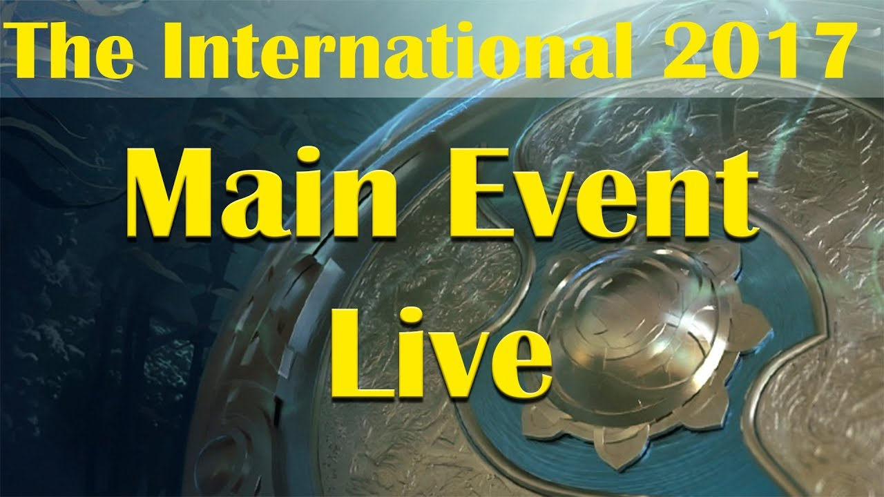 live giveaway dota 2 international main event day 2 tnc pro vs