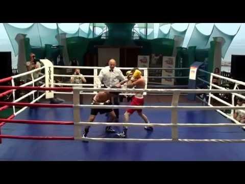 Профессиональный бокс - К 1 * АМБАР * Тольятти  2016