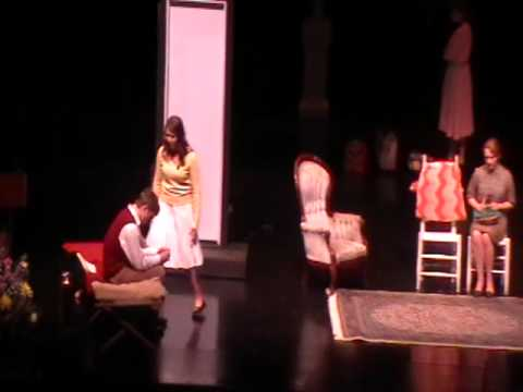 The Diary of Anne Frank from Cappies Gala in Cincinnati 2009